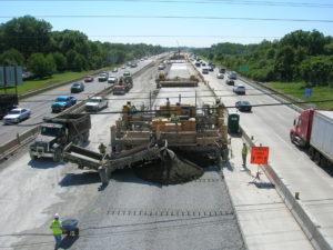 I-465 near River Rd. 2010